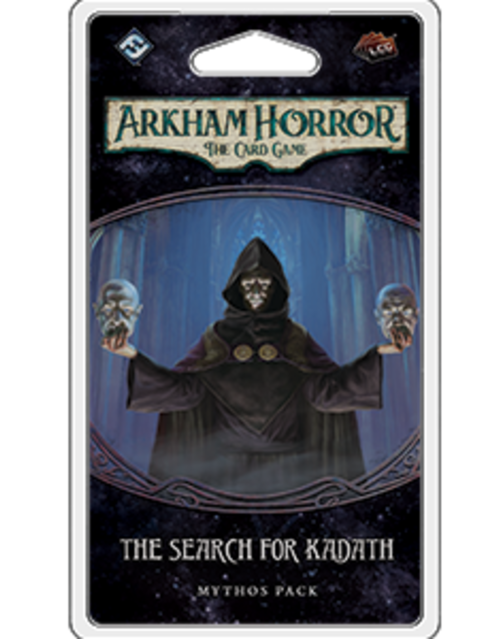 Fantasy Flight Arkham Horror LCG The Search for Kadath Mythos Pack