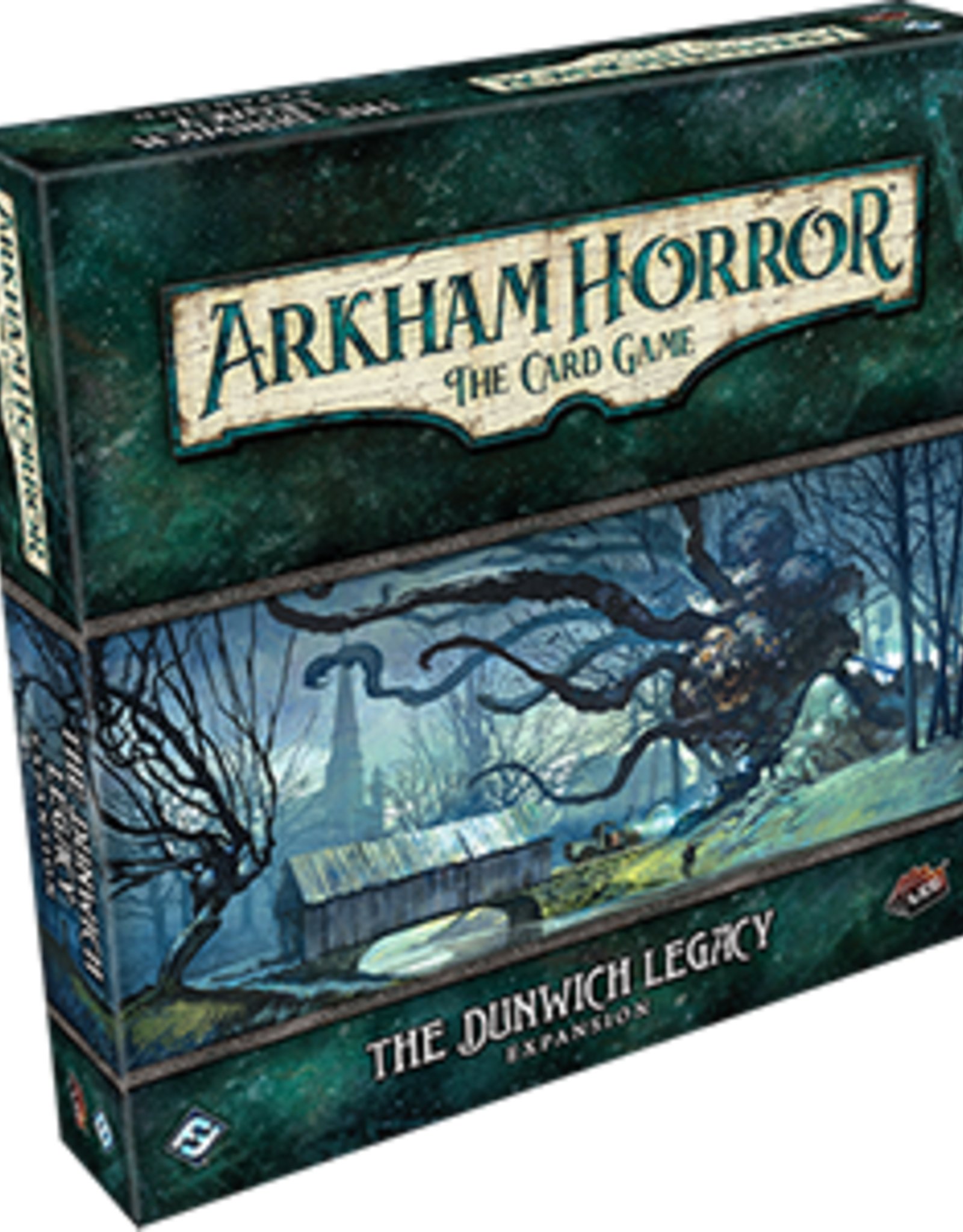 Fantasy Flight Arkham Horror The Dunwich Legacy Expansion