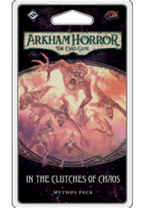 Fantasy Flight Arkham Horror LCG In The Clutches of Chaos Mythos Pack