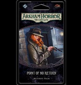 Fantasy Flight Arkham Horror LCG Point of No Return