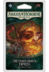 Fantasy Flight Arkham Horror LCG The Essex County Express Mythos Pack