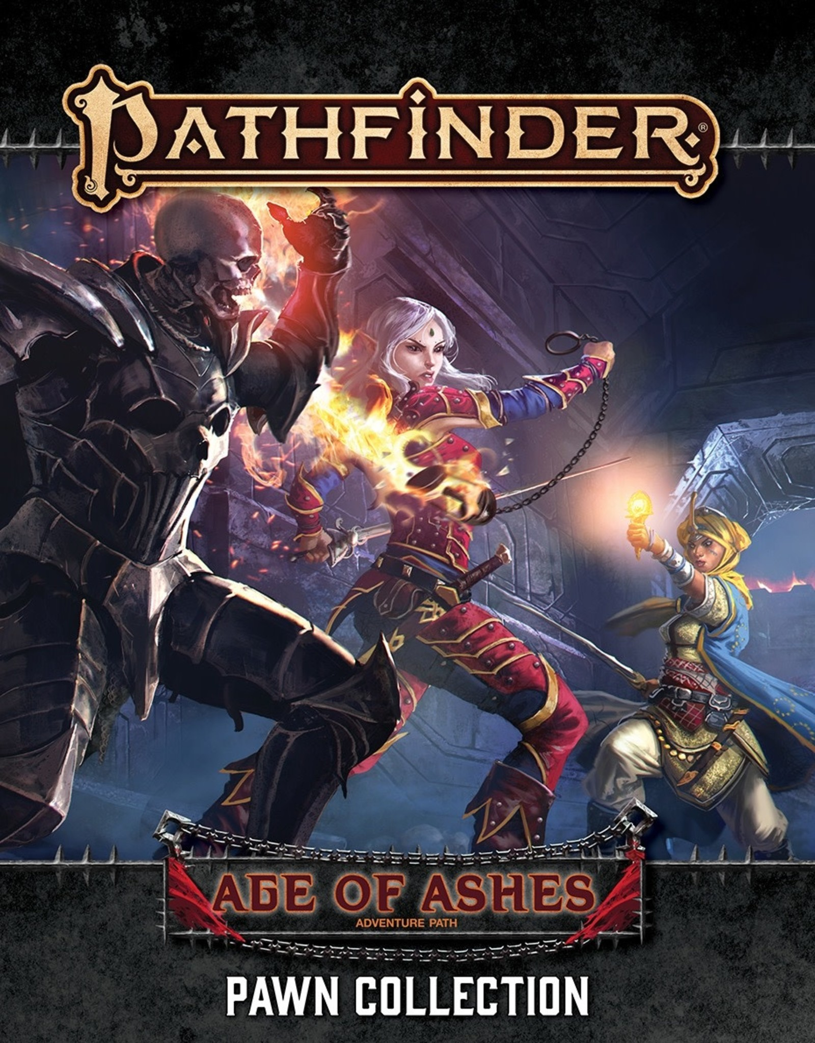 Paizo Publishing Pathfinder 2nd Edition Pawn Collection Age of Ashes