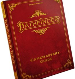 Paizo Publishing Pathfinder 2e Gamemastery Guide Special Edition