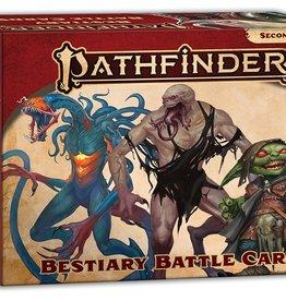 Paizo Publishing Pathfinder 2e Bestiary Battle Cards