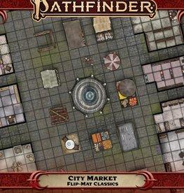 Paizo Publishing Pathfinder Flip-Mat Classics: City Market