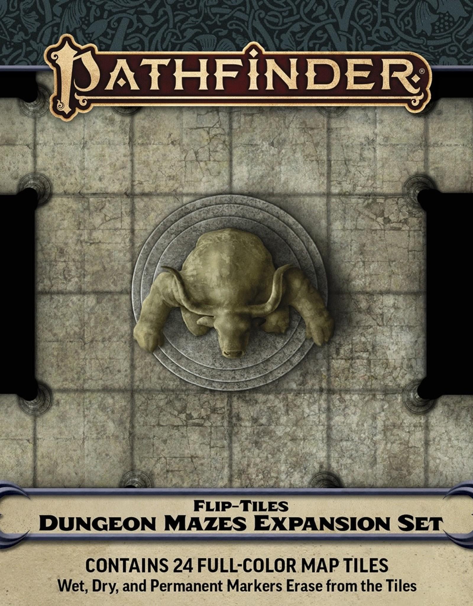 Paizo Publishing Pathfinder Flip-Tiles Dungeon Mazes Expansion Set