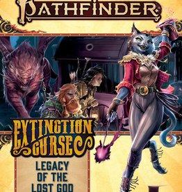 Paizo Publishing Pathfinder 2e Extinction Curse Pt 2 Legacy of the Lost God