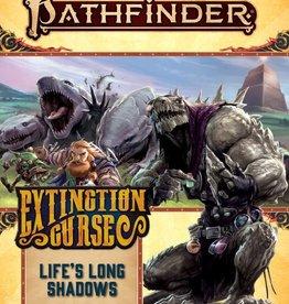 Paizo Publishing Pathfinder 2e Extinction Curse Pt 3 Life's Long Shadows
