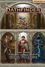 Paizo Publishing Pathfinder 2nd Edition Lost Omens Gods & Magic