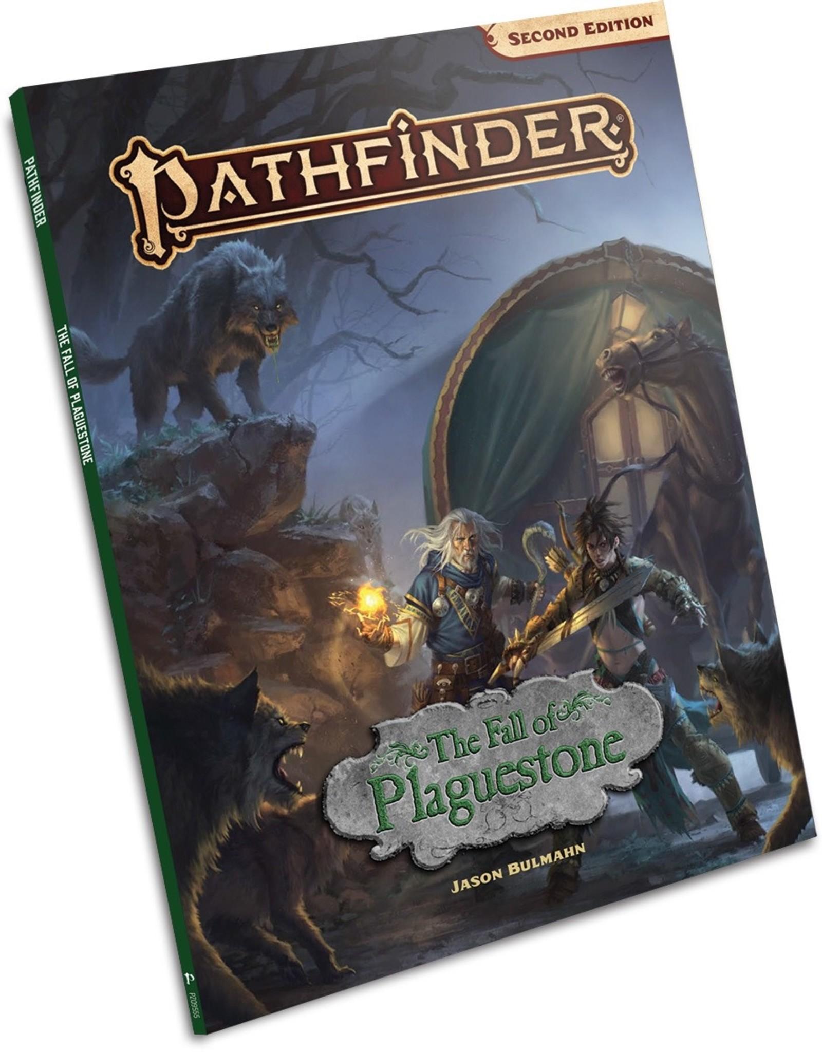 Paizo Publishing Pathfinder 2nd Edition Adventurer: Fall of Plaguestone