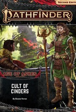 Paizo Publishing Pathfinder 2nd Edition Age of Ashes Part 2 of 6 Cult of Cinders