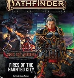 Paizo Publishing Pathfinder 2e Age of Ashes Pt 4 Fires of the Haunted City