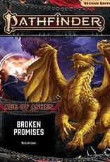 Paizo Publishing Pathfinder 2nd Edition Ashes of Ashes Part 6 of 6 Broken Promises