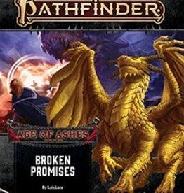 Paizo Publishing Pathfinder 2e Age of Ashes Pt 6 Broken Promises