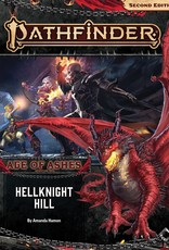 Paizo Publishing Pathfinder 2nd Edition Age of Ashes Part 1 of 6 Hellknight Hill