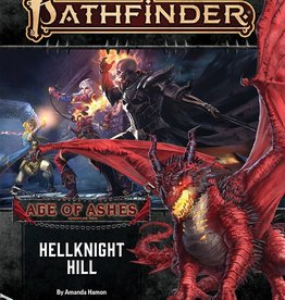 Paizo Publishing Pathfinder 2e Age of Ashes Pt 1 Hellknight Hill