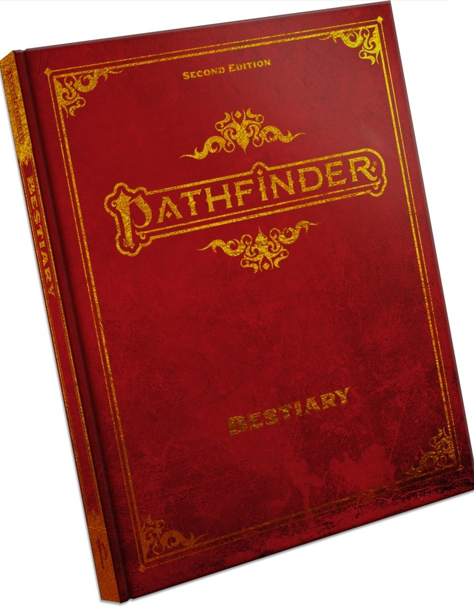 Paizo Publishing Pathfinder 2nd  Bestiary Special Edition