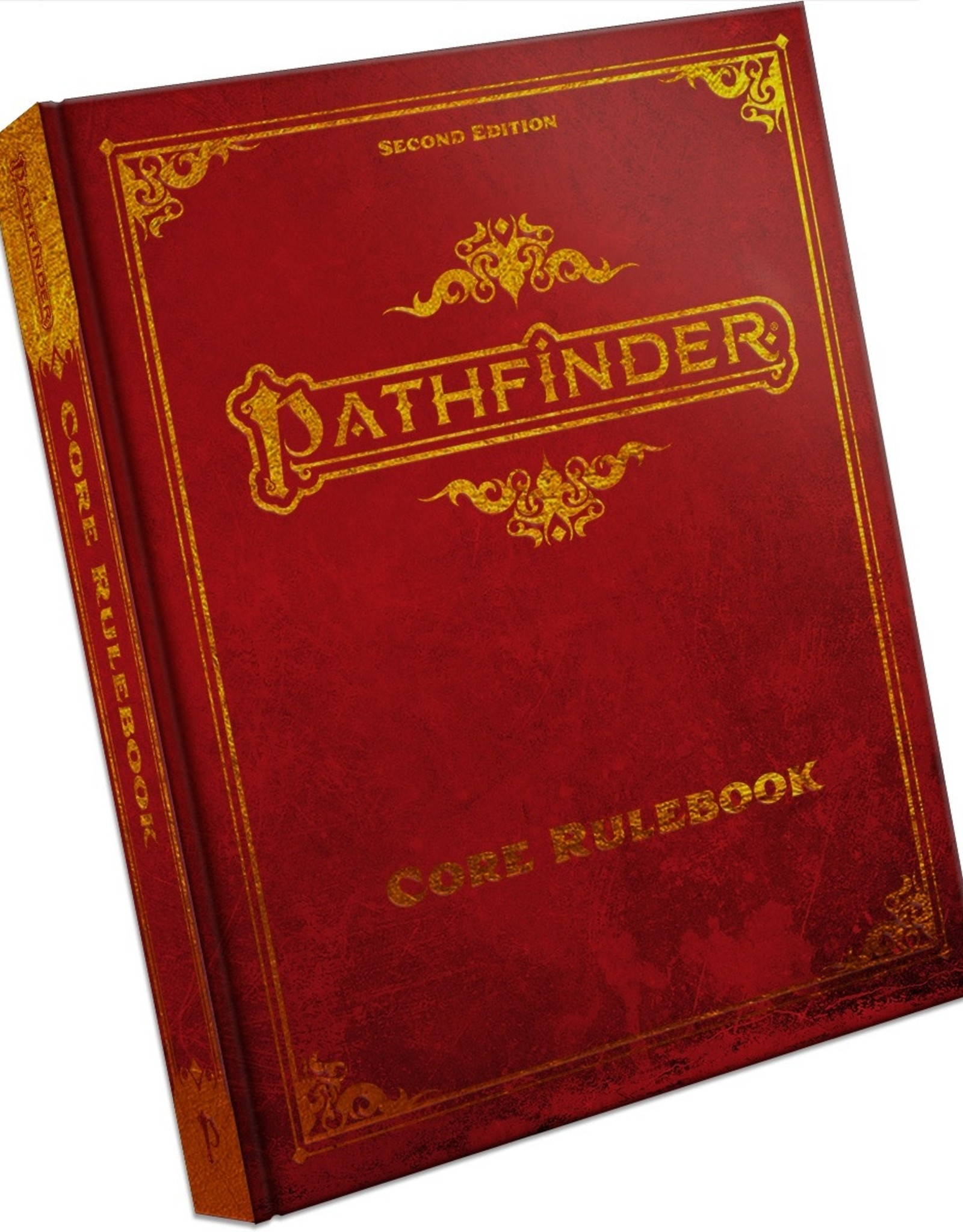 Paizo Publishing Pathfinder 2nd Edition Core Rulebook Special Edition