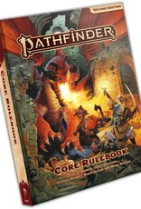 Paizo Publishing Pathfinder 2nd Edition Core Rulebook
