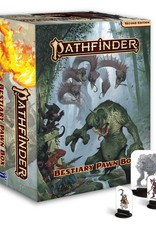 Paizo Publishing Pathfinder 2nd Edition Bestiary Pawn Box