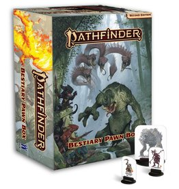 Paizo Publishing Pathfinder 2e Bestiary Pawn Box