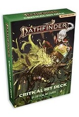 Paizo Publishing Pathfinder 2nd Edition Critical Hit Deck