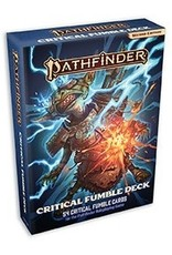 Paizo Publishing Pathfinder 2e Critical Fumble Deck