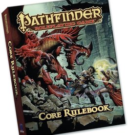 Paizo Publishing Pathfinder Pocket Core Rulebook