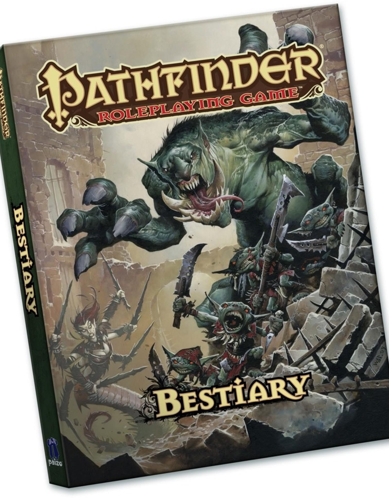 Paizo Publishing Pathfinder Pocket Bestiary