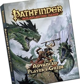 Paizo Publishing Pathfinder Pocket Advanced Players Guide