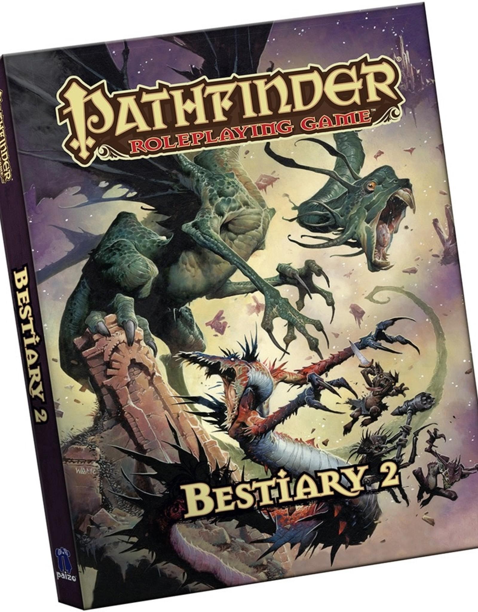 Paizo Publishing Pathfinder Pocket Bestiary 2