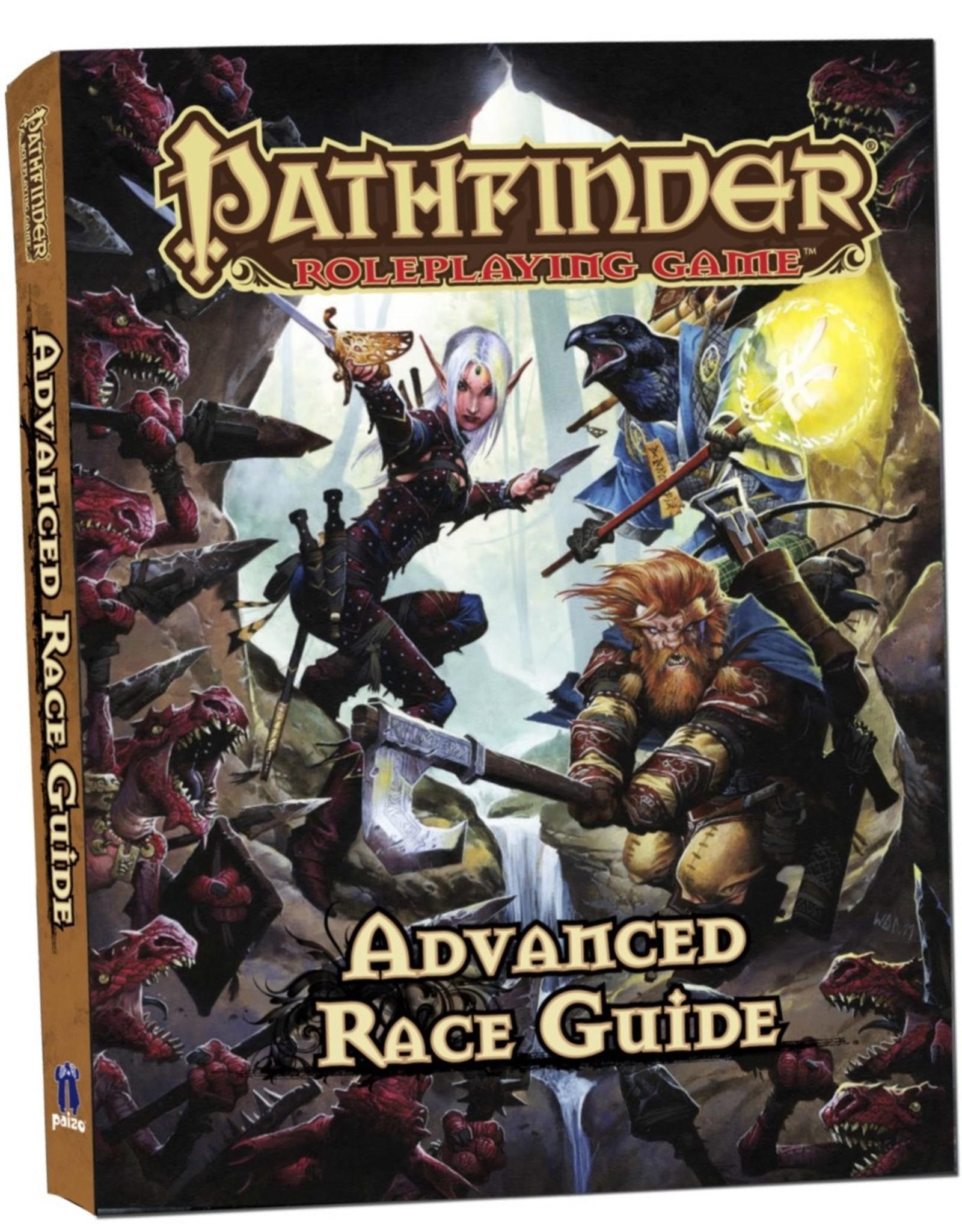 Paizo Publishing Pathfinder Pocket Advanced Race Guide