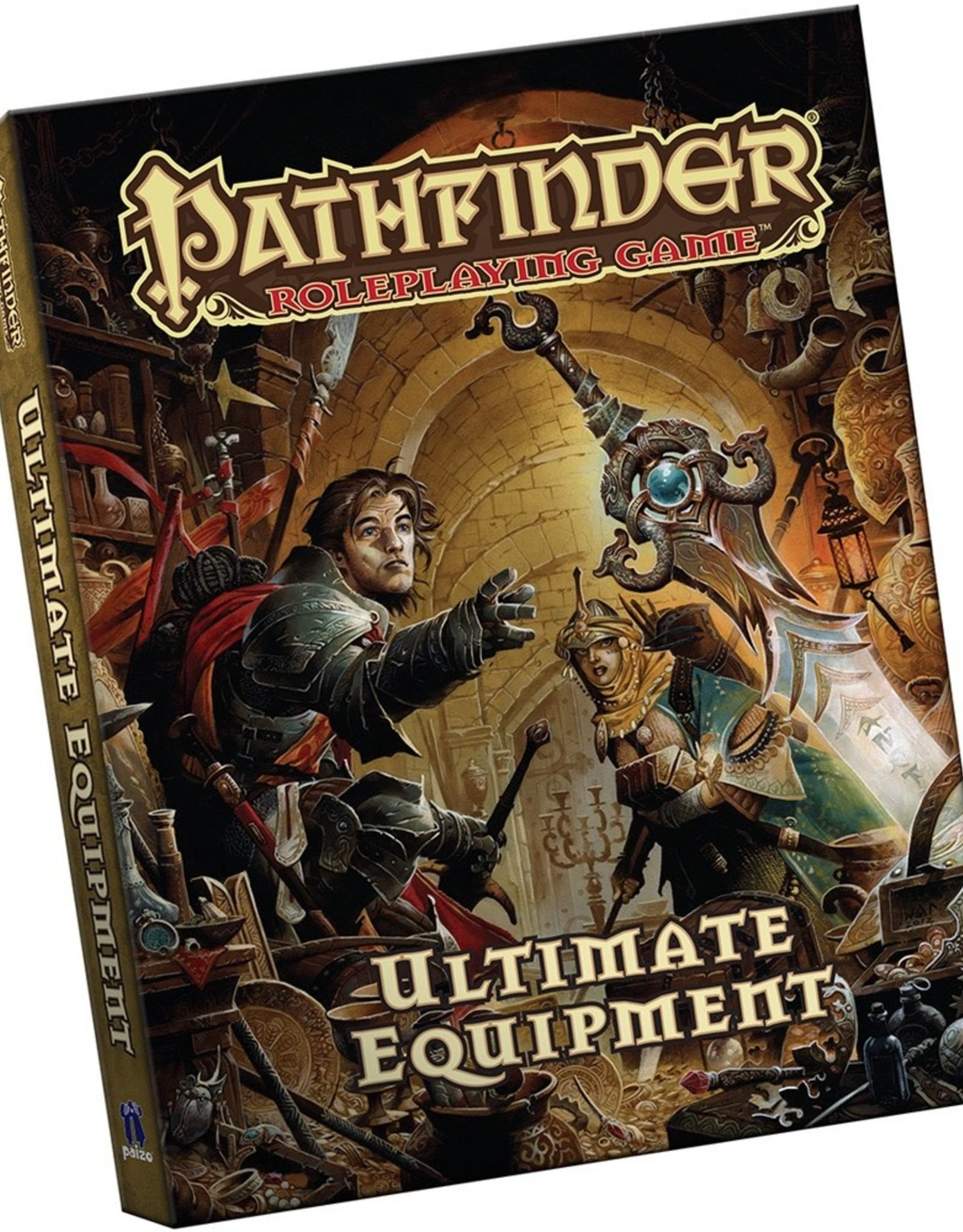 Paizo Publishing Pathfinder Pocket Ultimate Equipment