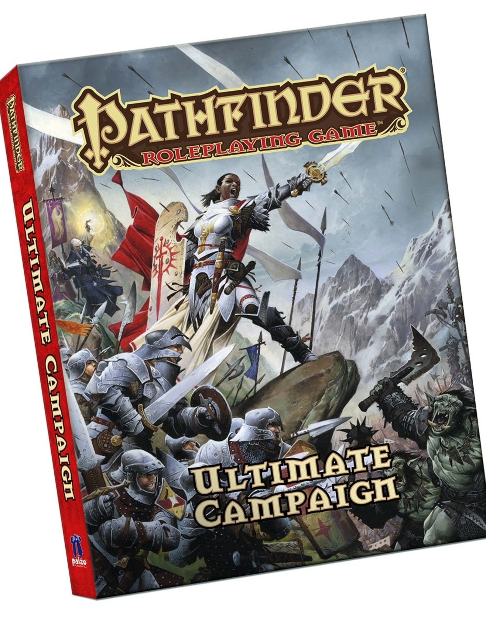 Paizo Publishing Pathfinder Pocket Ultimate Campaign