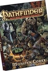 Paizo Publishing Pathfinder Pocket Monster Codex