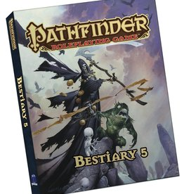 Paizo Publishing Pathfinder Pocket Bestiary 5