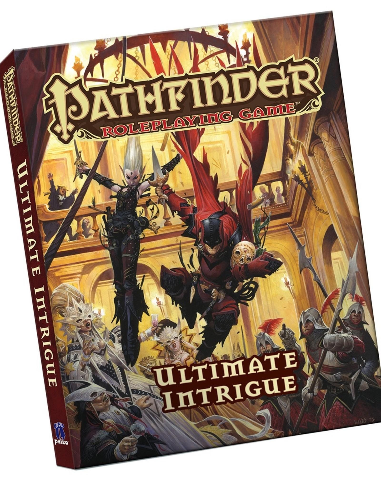Paizo Publishing Pathfinder Pocket Ultimate Intrigue