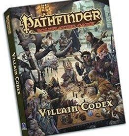 Paizo Publishing Pathfinder Pocket Villain Codex