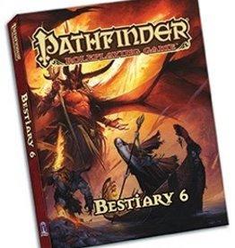 Paizo Publishing Pathfinder Pocket Bestiary 6