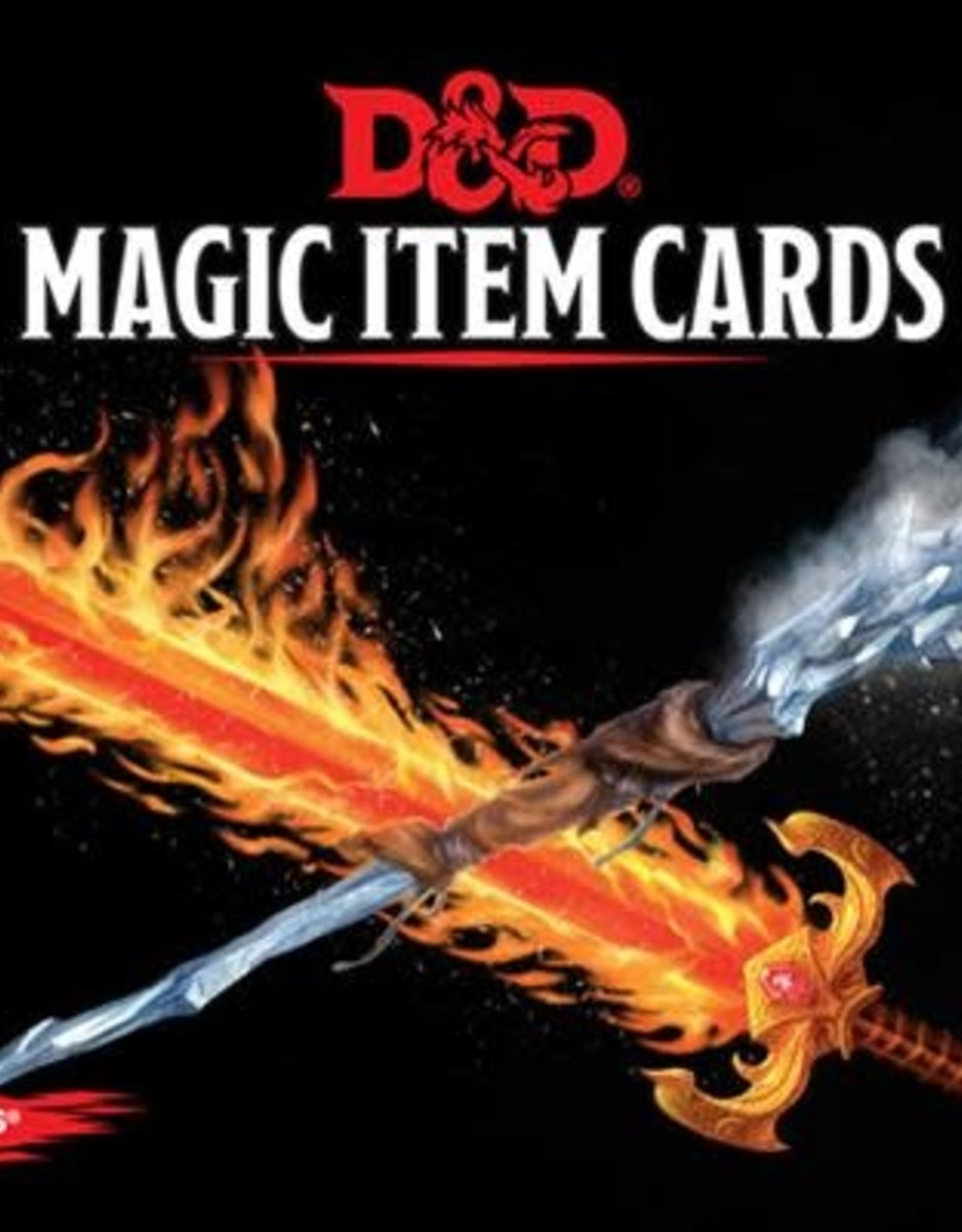 Wizards of the Coast Dungeons & Dragons Magic Item Cards