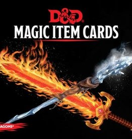 Wizards of the Coast D&D Magic Item Cards
