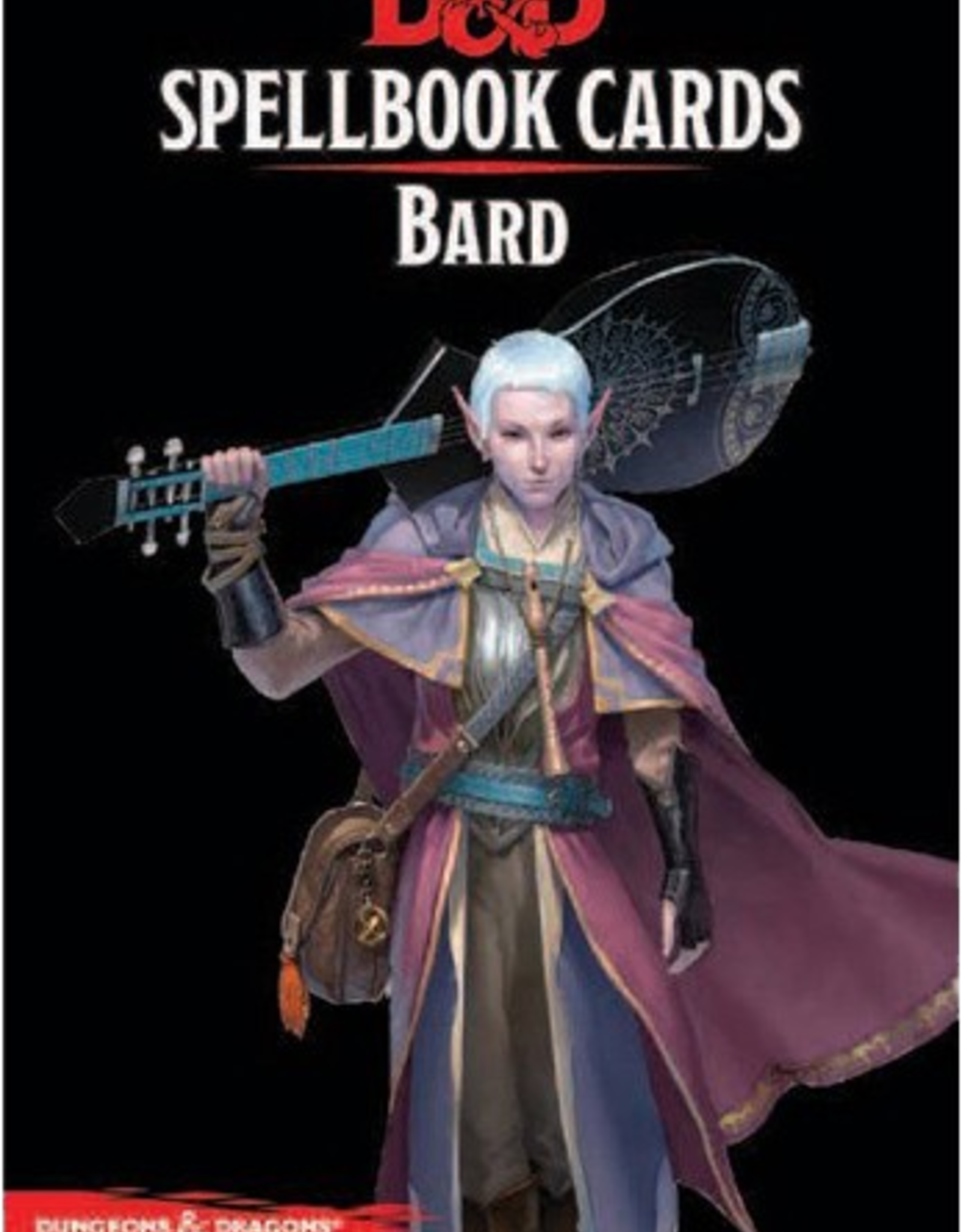 Wizards of the Coast Dungeons & Dragons Spellbook Cards Bard