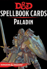 Wizards of the Coast Dungeon & Dragons Spellbook Cards Paladin