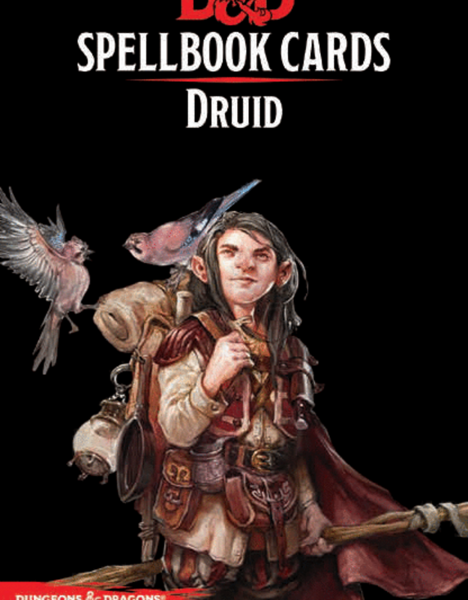 Wizards of the Coast Dungeons & Dragons Spellbook Cards Druid