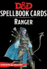 Wizards of the Coast Dungeons & Dragons Spellbook Cards Ranger