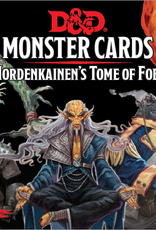 Wizards of the Coast Dungeons & Dragons Monster Cards Mordenkainen's Tome of Foes