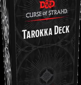 Wizards of the Coast D&D Curse of Strahd Tarokka Deck
