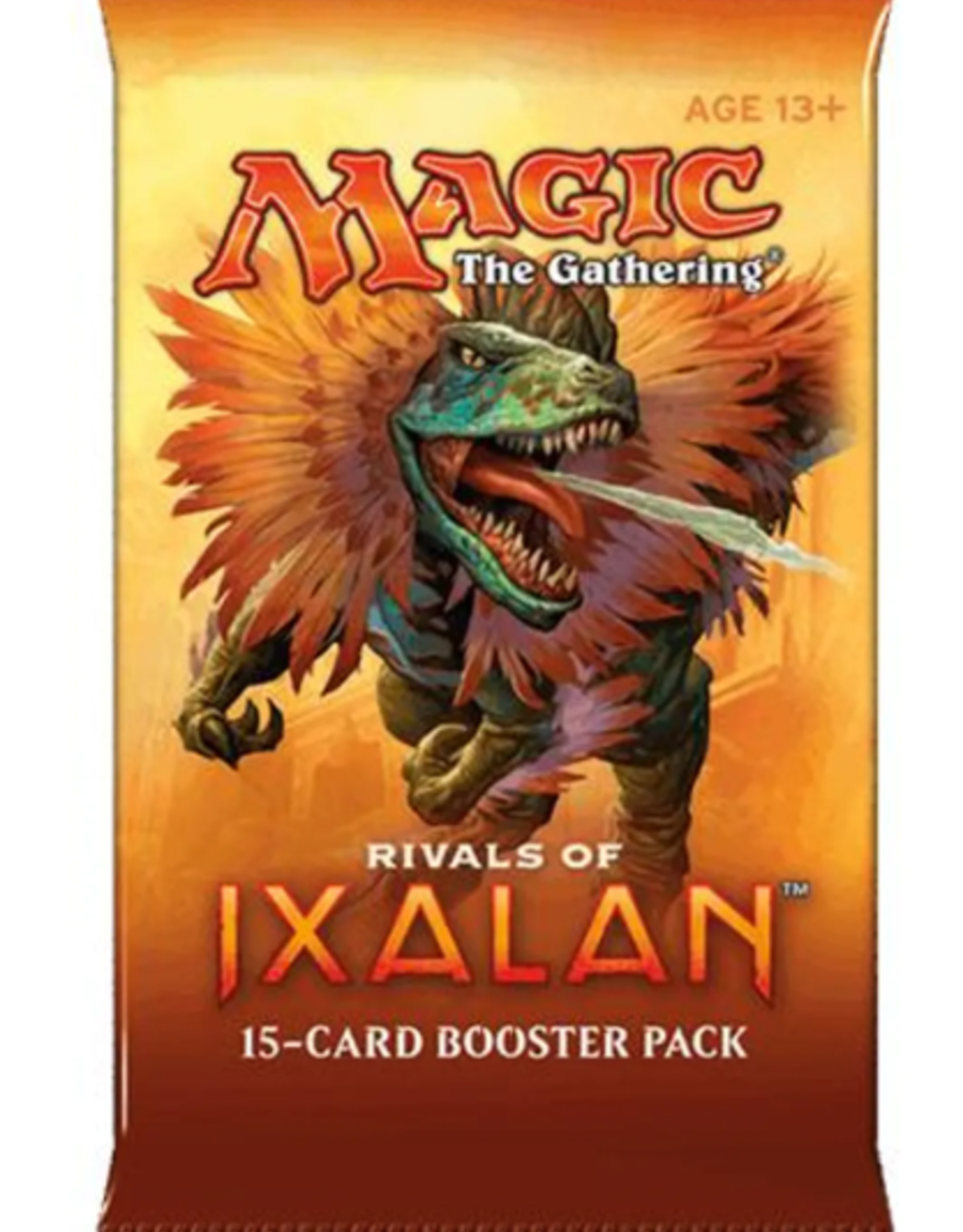 Wizards of the Coast Magic The Gathering Booster Pack Rivals of Ixalan