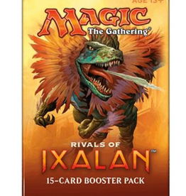 Wizards of the Coast Booster Pack RIX Rivals of Ixalan