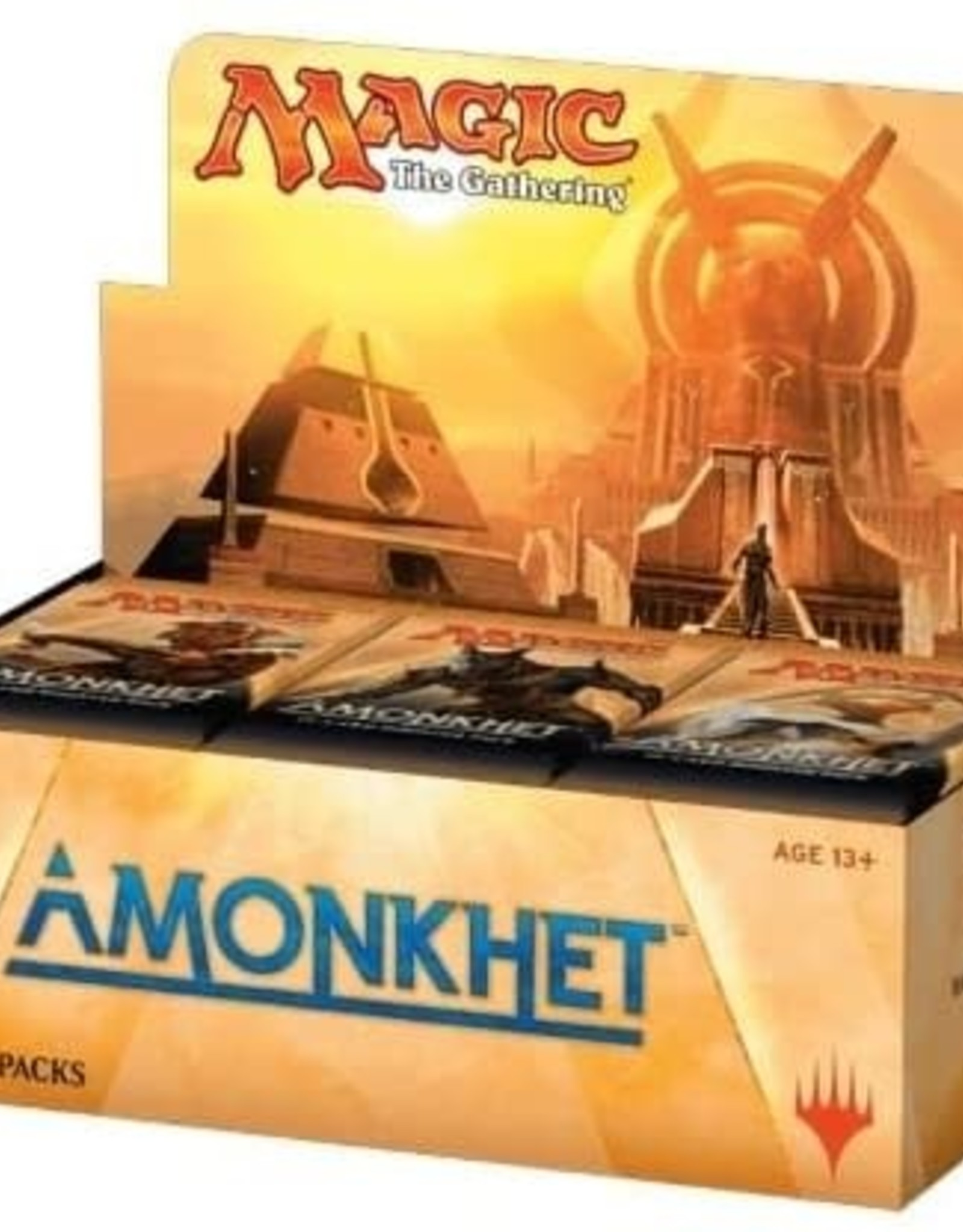 Wizards of the Coast Magic The Gathering Booster Box Amonkhet